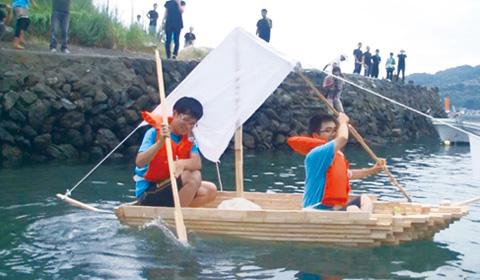 事例② かまぼこ板打瀬舟プロジェクト