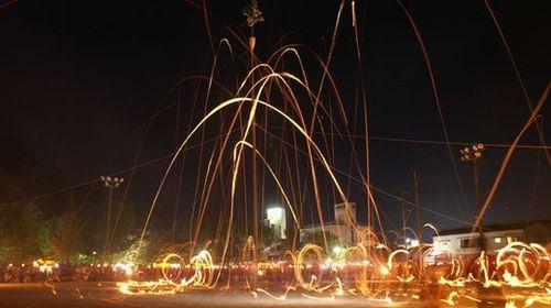 五反田の柱祭