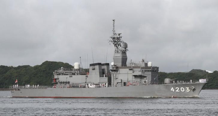 海上自衛隊訓練支援艦「てんりゅう」一般公開のお知らせ