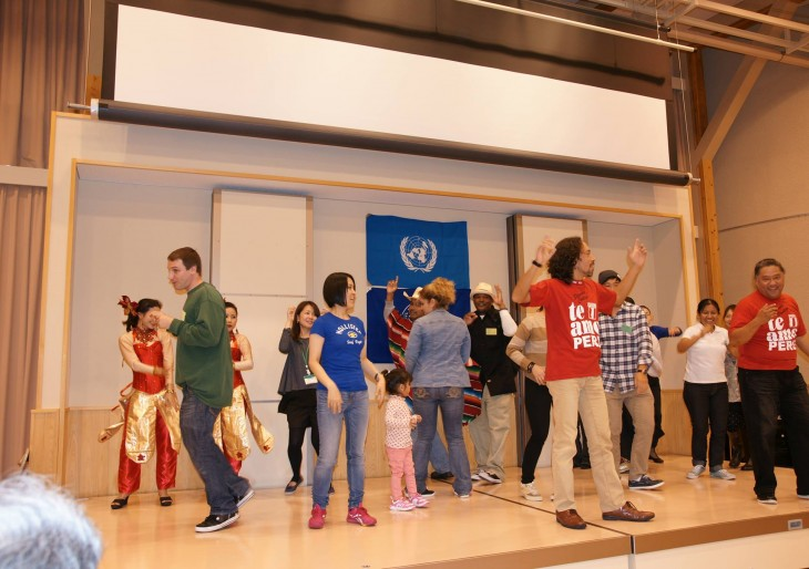 UNESCO インターナショナル・サマースクール開催
